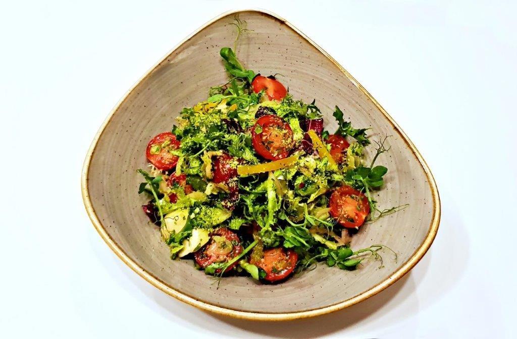 Gardener's Salad (Vegan)